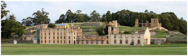 Sovereign Ancestry UK - Port Arthur Prison Tasmania